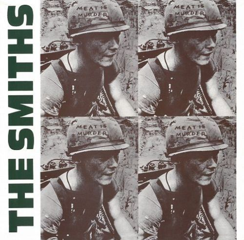 THE SMITHS Meat Is Murder Vinyl Record LP Rhino 2012
